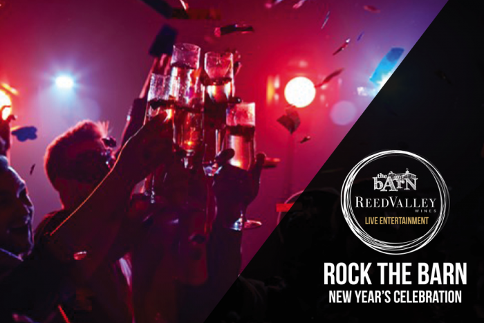 Rock the Barn - New Year's Celebration