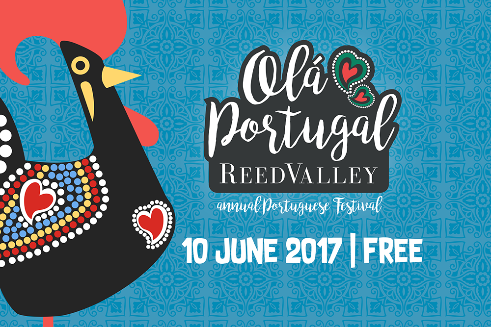It's almost time for ReedValley's Olá Portugal! festival