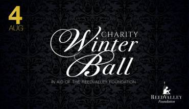 REEDVALLEY FOUNDATION WINTER BALL – FRIDAY, 4 AUGUST
