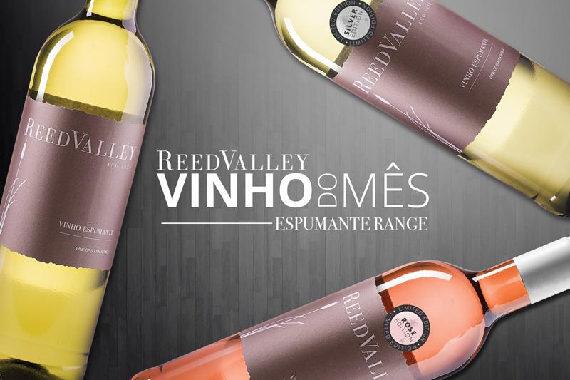 Vinho do Mês: Espumante Range
