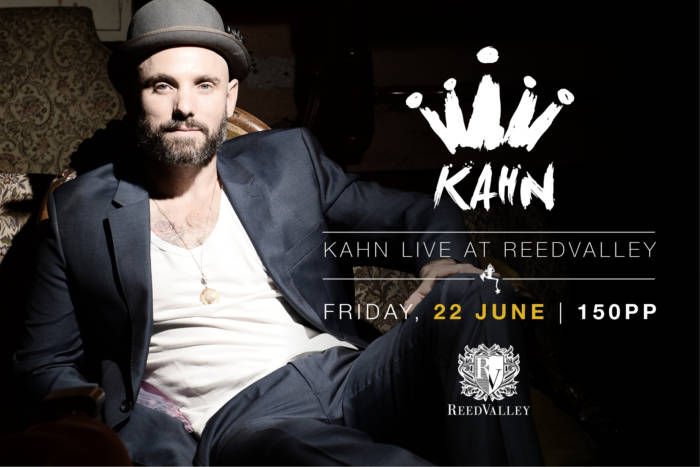 KAHN live at ReedValley_Facebook Event2