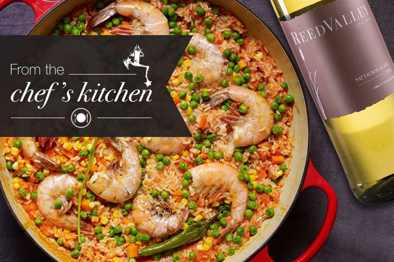 Recipe – Arroz à Valenciana