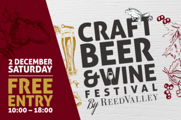 ReedValley Hosting the Second Craft Beer and Wine Festival this December