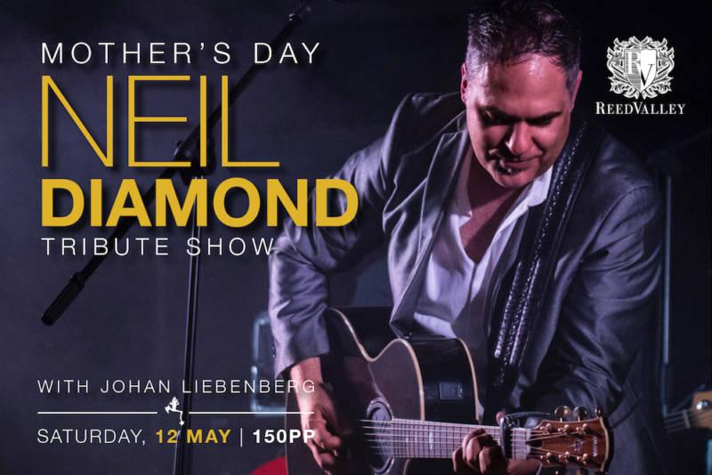 Best of Neil Diamond with Johan Liebenberg2_Website