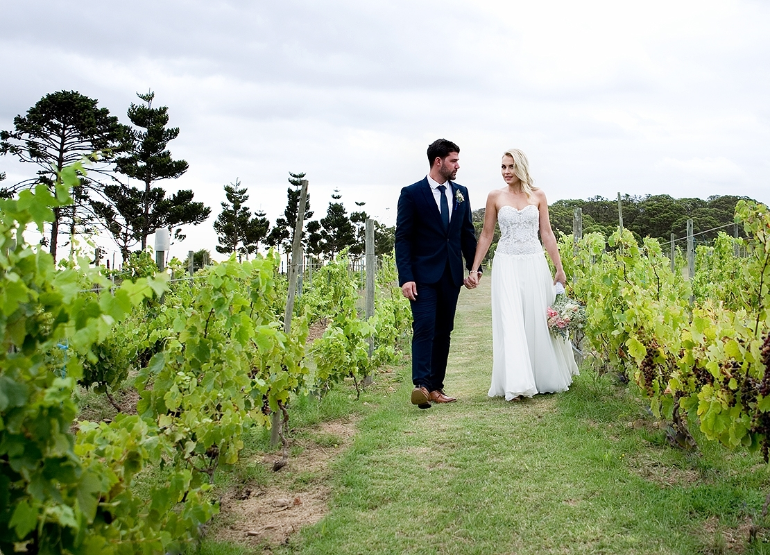 A summer celebration at ReedValley | Carolize and Jono