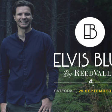 Elvis Blue by ReedValley – Saterdag, 29 September