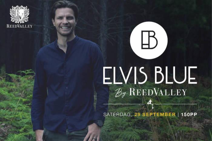 Elvis Blue - Saterdag, 29 September2