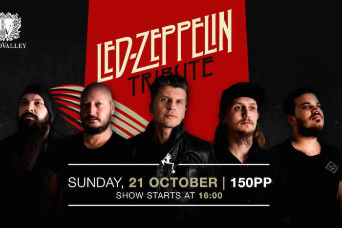 Led Zeppelin Tribute_Sunday, 21 October_Facebook Event