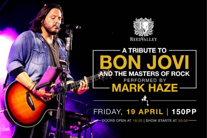 Mark Haze presents A Tribute to Bon Jovi and The Masters of Rock_Friday, 19 April_For Website