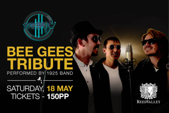 1925Band Performs a Tribute to the Bee Gees _Saturday, 18 May_Website