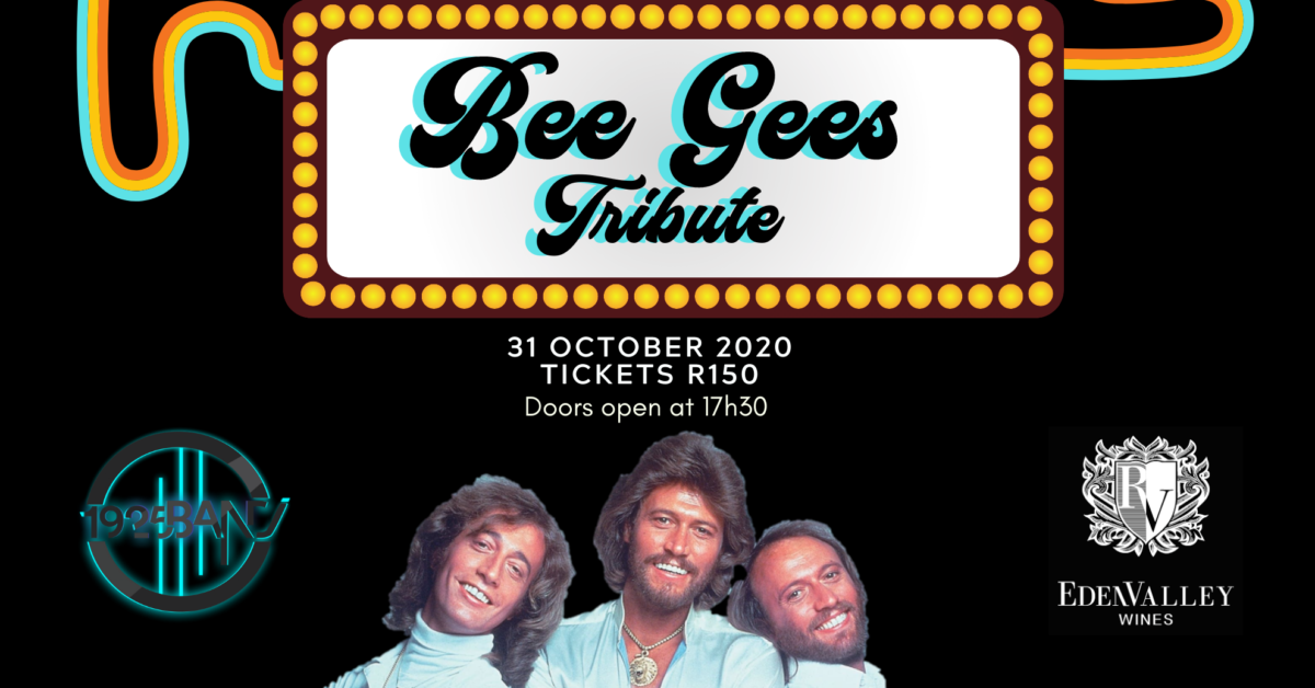 Copy of Copy of website copy Old School Beegees Poster (1)