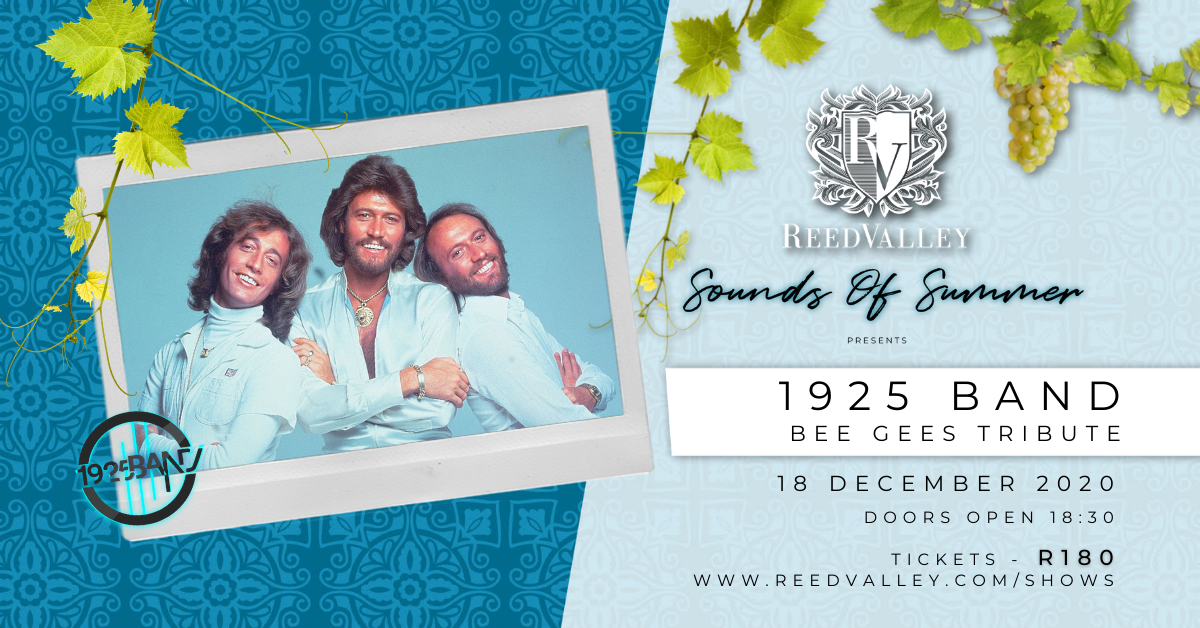 1925 Band Bee Gees Tribute