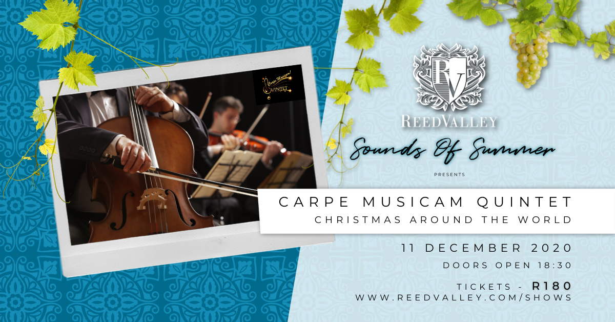 Carpe Musicam Quintet Christmas Around The World