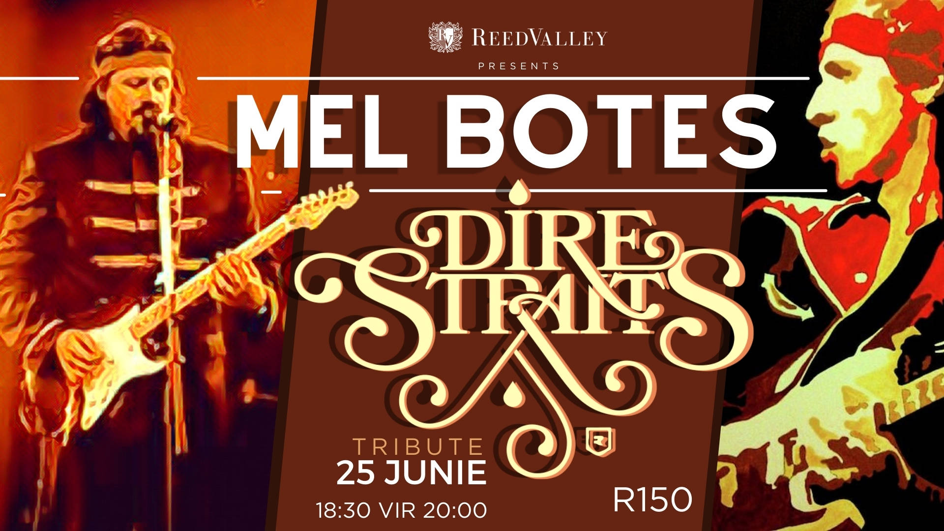 Mel Botes - Dire Straights Tribute